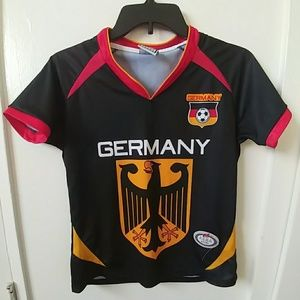Tops - Germany Jersey (Unofficial)